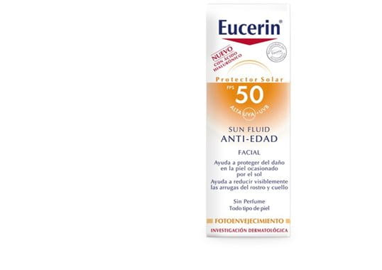 Eucerin Sun Fluid Anti-Age FPS 50