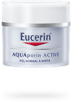 Eucerin AQUAporin ACTIVE para Piel Normal a Mixta