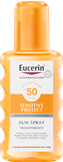 Eucerin Sun Spray Transparente FPS 50