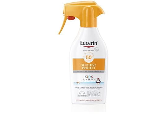 Eucerin sunscreen for children