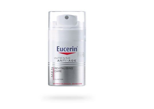 Eucerin MEN Intense Anti-Age Cuidado Revitalizante